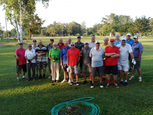 Buriram Golf Society Club Championship 2018