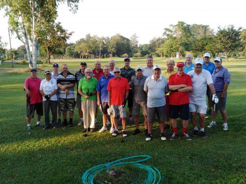 Buriram Golf Society Club Championship 2018