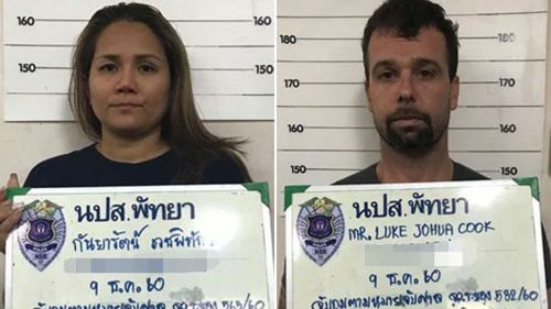 Australian Man And Thai Wife Sentenced To Death For Drugs Smuggling