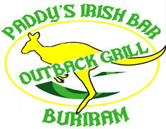 Paddy's Irish Bar Buriram Now Open 7 Days A Week