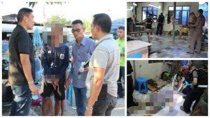 "A Jealous Thai Man Shoots His Wife's ""Tomboy"" Lover Dead Over Affair"