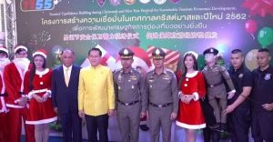 Come One Come All! Thailand's Tourism Top Brass In A Show Of Confidence