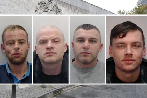 British Members Of Masked Gang Who Kidnapped Man Fled To Thailand And Ate Their SIM Cards – Now They've Been Jailed