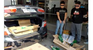 Two Arrested In Crackdown On Transnational Drug Ring