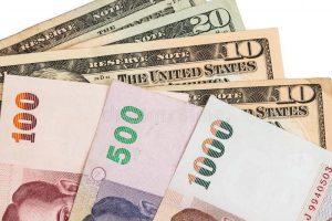 Thai Baht Surges Against Weakening US Dollar