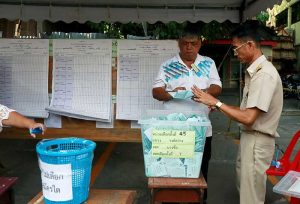 U.S. Presses Thailand For 'Expeditious' Announcement Of Election Results