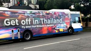 "Air Asia Apologises For Its ""Get Off In Thailand"" Promotion"