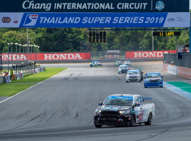 Thailand Super Series Saturday Report