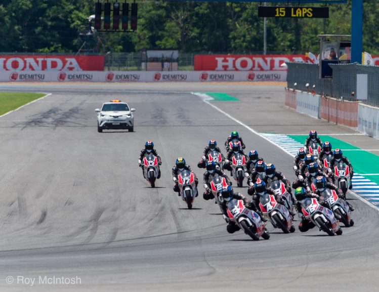 Exciting Last Day Asia Road Racing Buriram